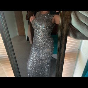 SEQUIN SCALA Prom Dress from (Terry Costa)